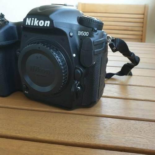 FOTOCAMERA NIKON D500