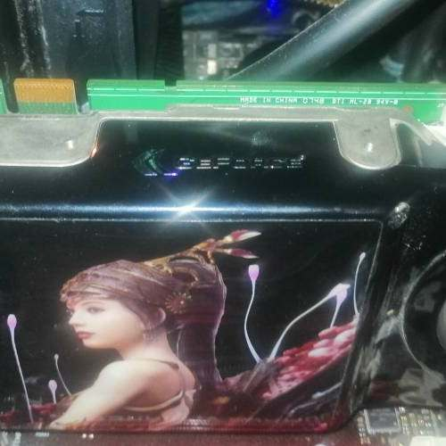 NVISIA GEFORCE GT 9800 (512 MB)
