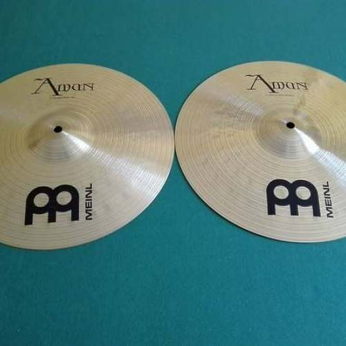 HI-HAT MEINL AMUN MEDIUM 14""