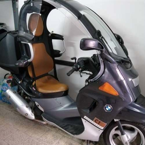SCOOTER BMW C 1