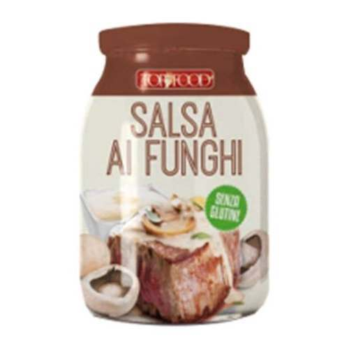 Salsa ai funghi vaso (930 g)