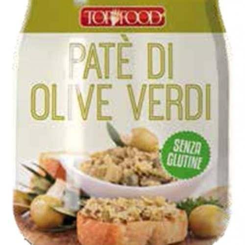 Patè di olive verdi vaso (520 g)