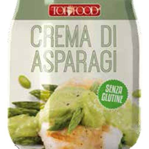 Crema di asparagi vaso (520 g)