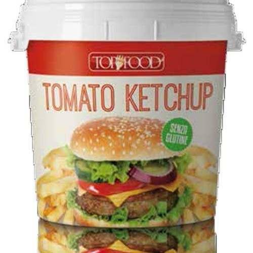 Tomato ketchup secchiello (5000 g)