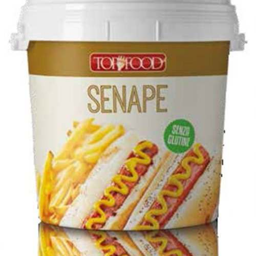 Senape secchiello (5000 g)