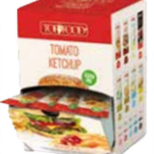 Tomato ketchup box dispenser (100 pz)