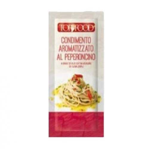 Condimento aromatizzato al peperoncino monodose (8 ml)