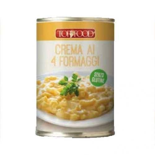 Crema ai 4 formaggi vaso (420 g)