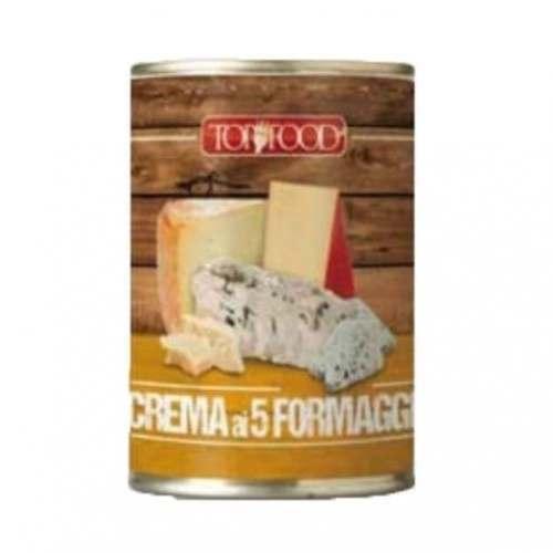 Crema ai 5 formaggi vaso (420 g)