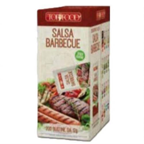 Salsa barbecue box dispenser (200 pz)