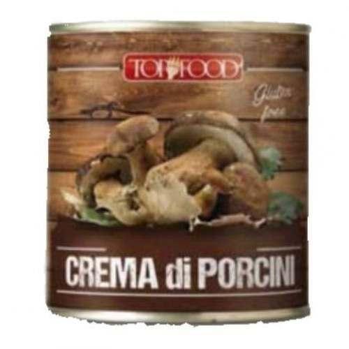 Crema di porcini vaso (800 g)