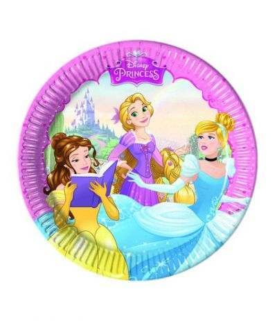 piattino 3 principesse