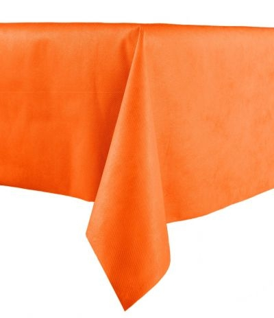 tovaglia tnt arancio- 140 x 240 cm