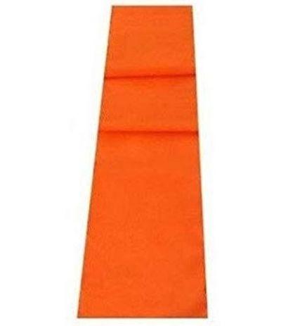 tovaglia runner arancio- 35 x 240 cm