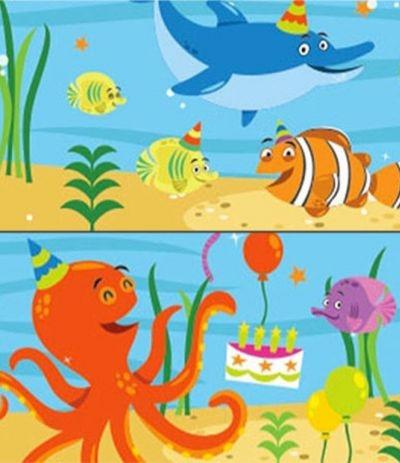 tovaglia amici del mare