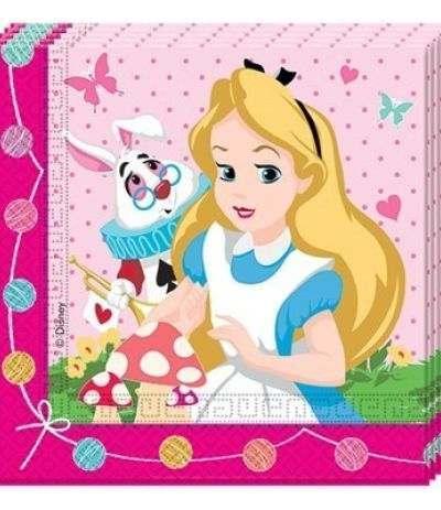Tovaglioli Alice- 20 pezzi