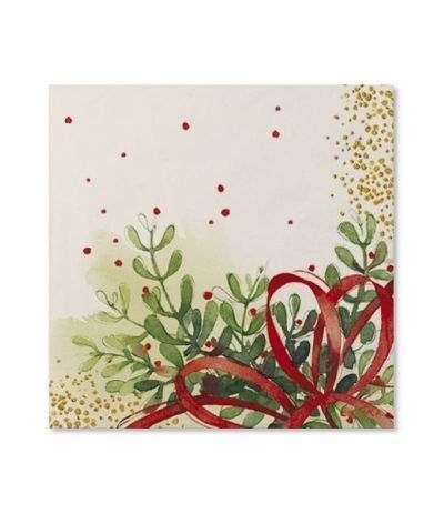 tovaglioli christmas bouquet-20 pezzi