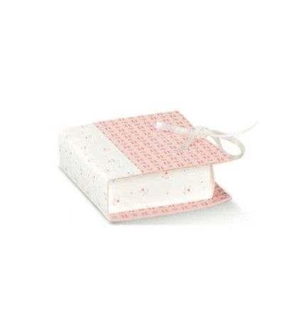 libro rosa scatolina