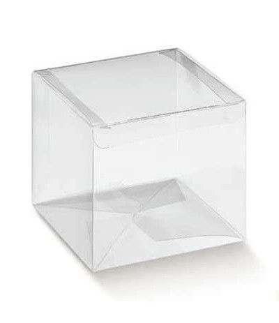 cubo trasparente (6x6cm)