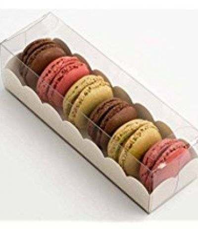 scatola per macarons 190x50x50