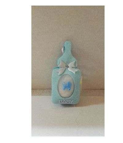 sacchetti biberon azzurro- 12 pezzi