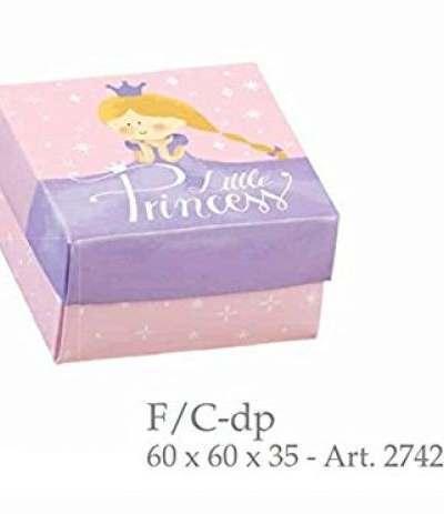 scatolina principessa