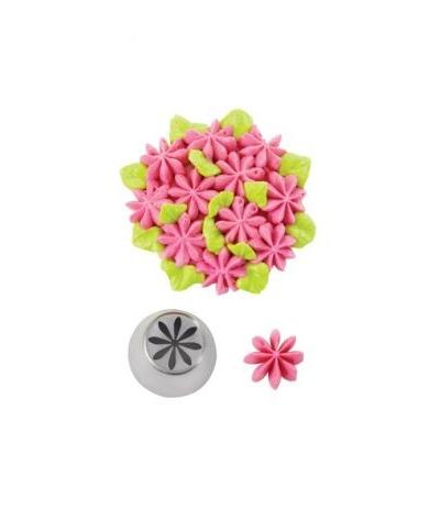 beccuccio russo fiorellino decora 25