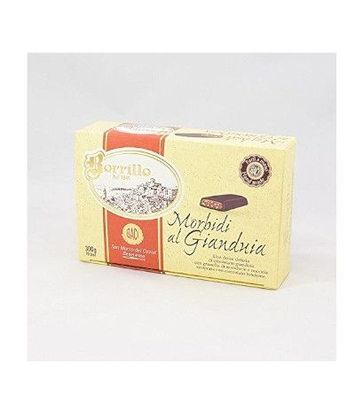 baci morbidi gianduia borrillo- 300 gr
