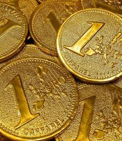 monete al latte caffarel- 1 kg