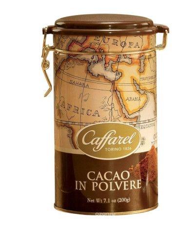 cacao caffarel in latta