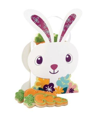 scatola coniglio 3pz