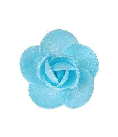 rosa ostia linda azzurro perlata