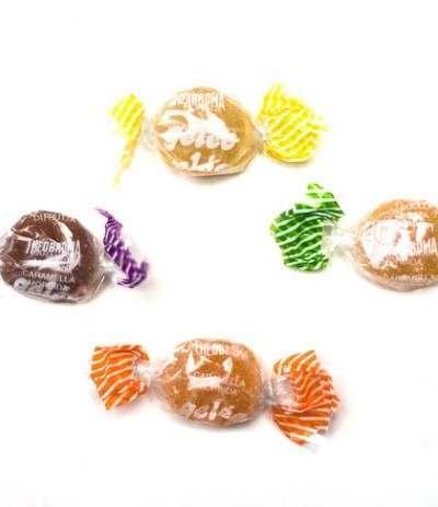 caramelle gelee varie