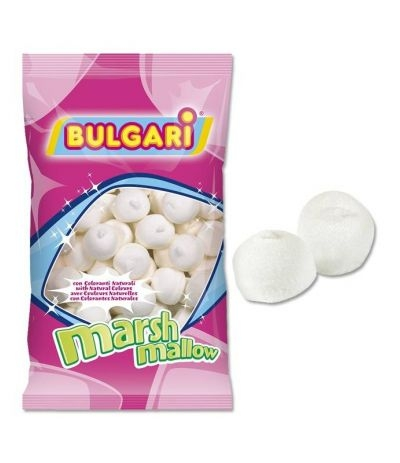marshmallow palle da golf mini bianche- 900 gr