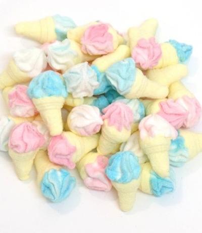 marshmallow mini gelato