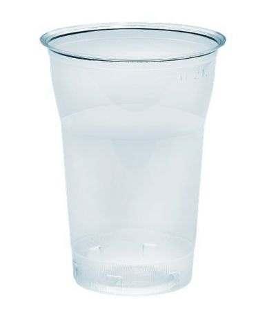 bicchieri trasparenti dopla- 50 pezzi