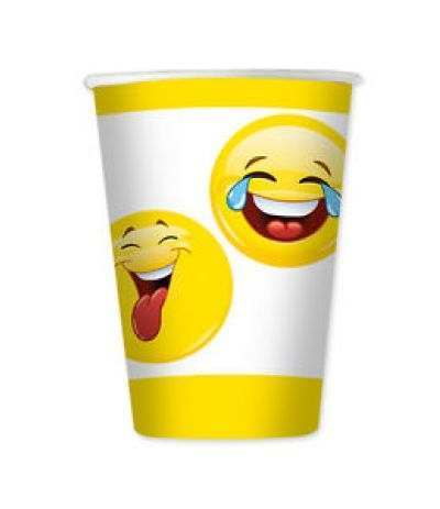 bicchiere smile