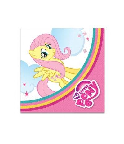 tovaglioli little pony- 20 pezzi