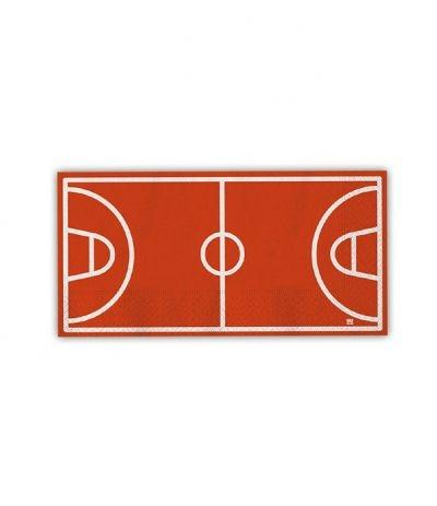 tovaglioli basket- 16 pezzi