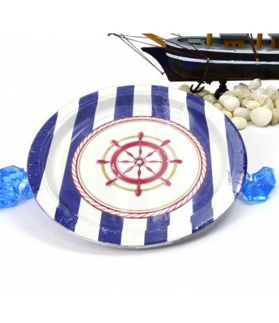piatti mare- 8 pezzi