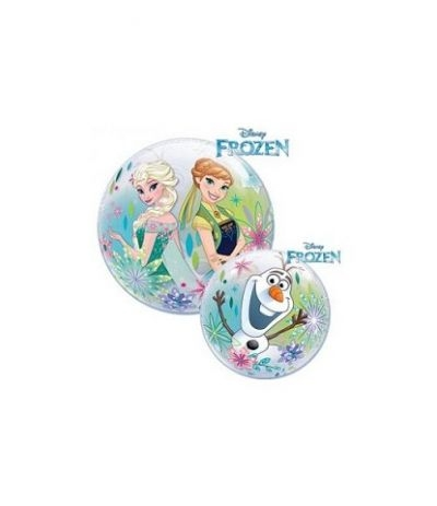 Palloncino mylar Mini Air Bubble Frozen- 30 cm