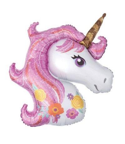 palloncino super shape unicorno
