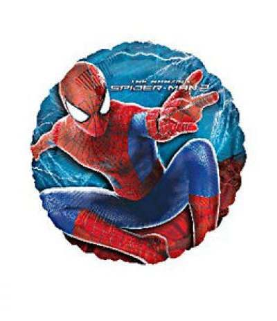 palloncino mylar spiderman2
