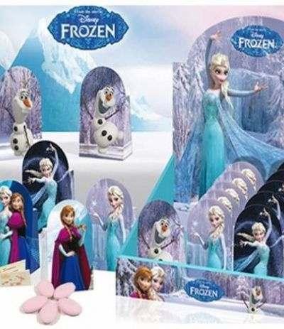 scatolina frozen vari modelli