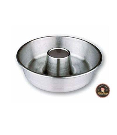 teglia alluminio ciambella cm 24