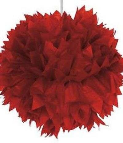 pon pon rossi- 30 cm