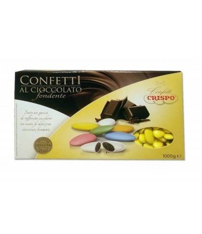 confetti gialli cioccolato- 1 kg