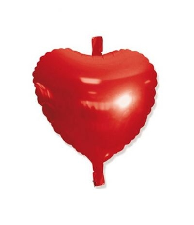 palloncino mayler cuore rosso cm 46