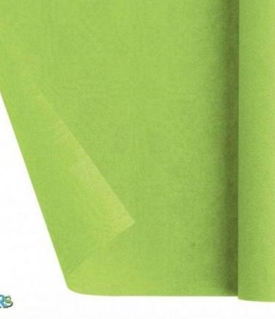 tovaglia tnt verde lime dopla- 120 x 180 cm
