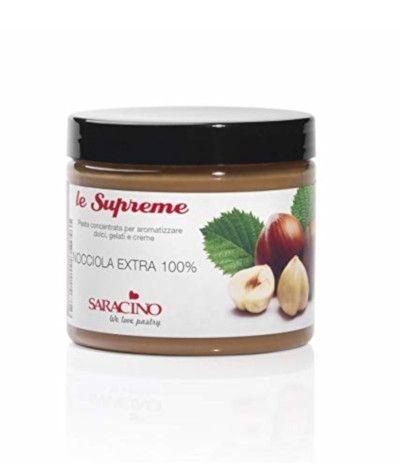 Pasta aromatizzante nocciola- 200 gr